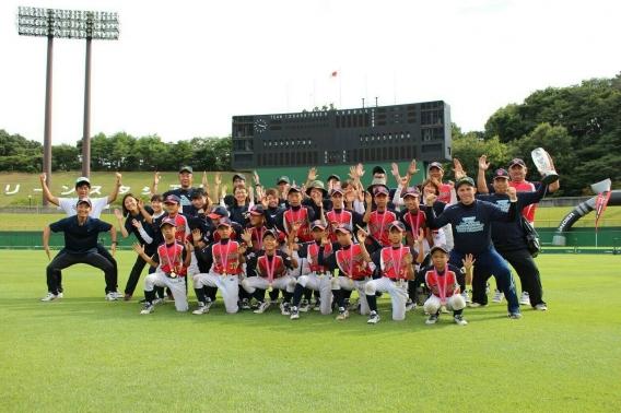 第9回アンダーアーマーカップ優勝 小学生硬式日本一